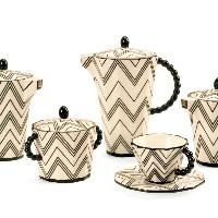 Pavel Janák: Coffee Set; photo: Modernista