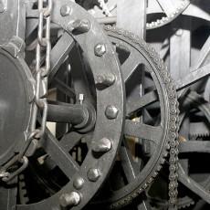 Stroj Staroměstského orloje