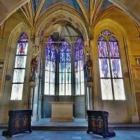 Chapel of the Virgin Mary, photo: PCT
