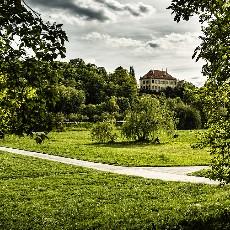 Stromovka park - Prague´s