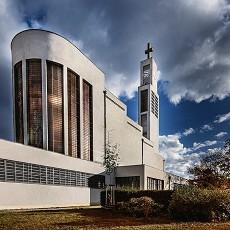 From Vinohrady to Vršovice; Prague's Modernist Churches