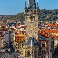 Old Town Hall Tower | photo: Prague City Tourism