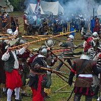 White Mountain 1620 – Battle Re-enactment, photo: Občanské sdružení Bílá hora 1620