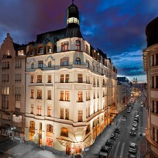 Art Nouveau hotels in Prague