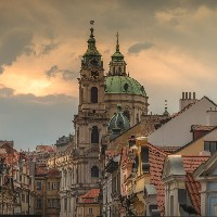 St Nicholas Bell Tower | photo: Prague City Tourism