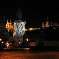 Torres del puente en Malá Strana | foto: Prague City Tourism