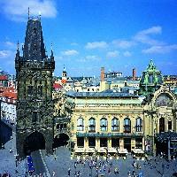 Prašná brána | foto: Prague City Tourism