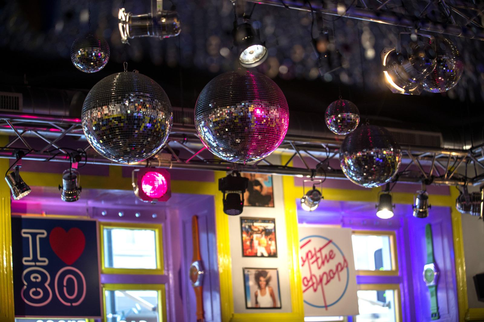 Cafe 80's - Prague.eu