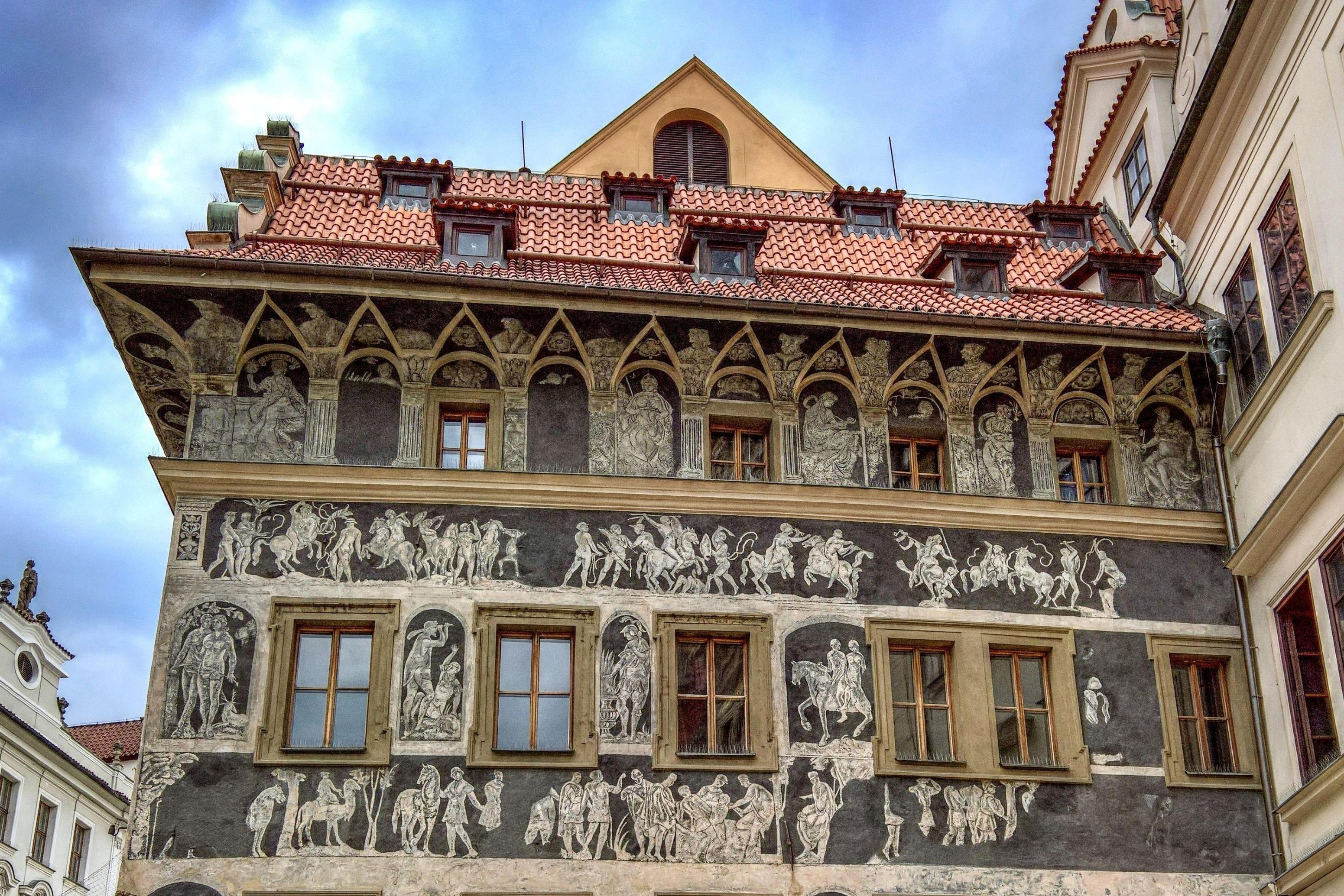 The House at the Minute - Prague eu