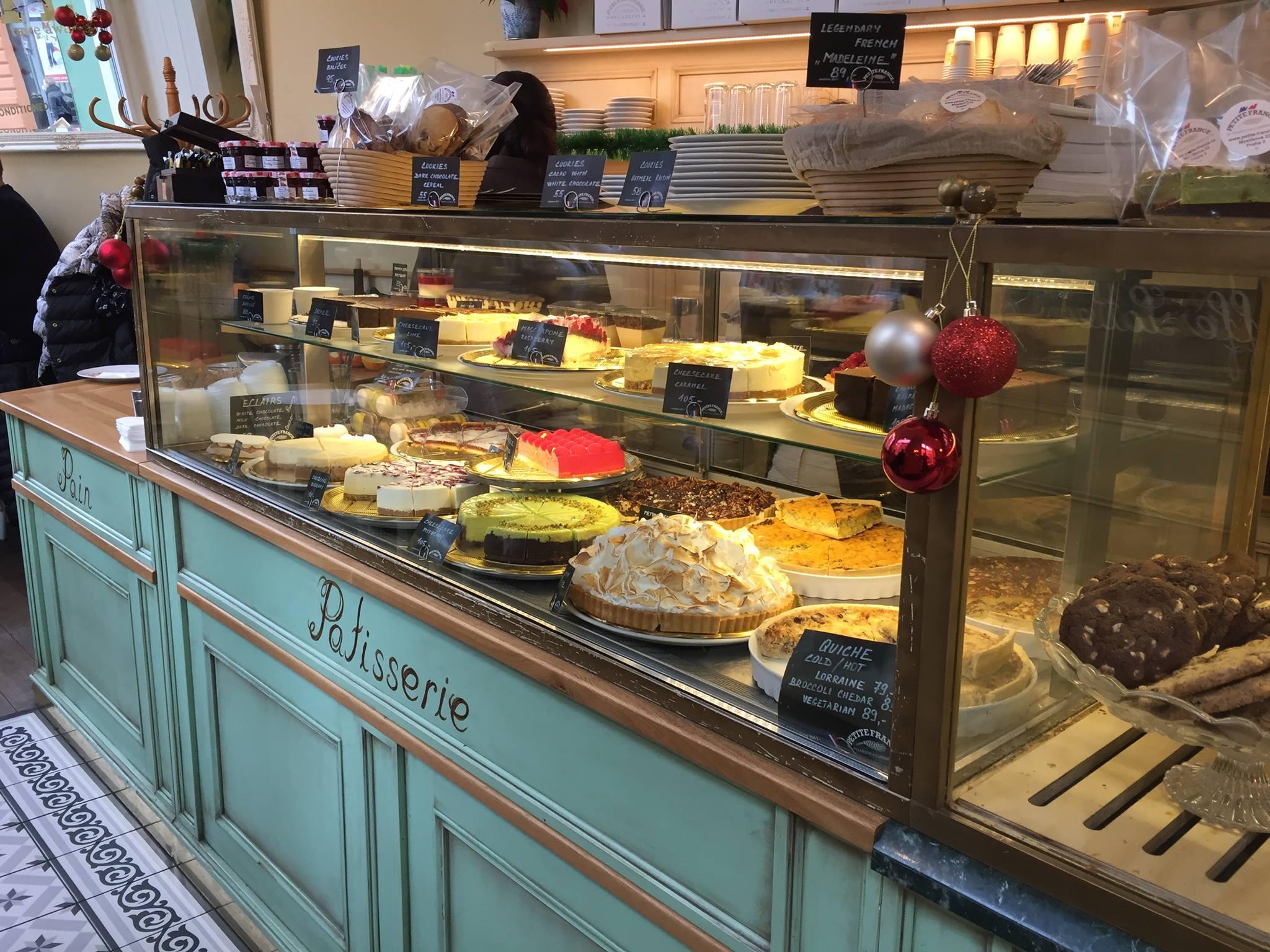 Petite France Boulangerie - Prague.eu