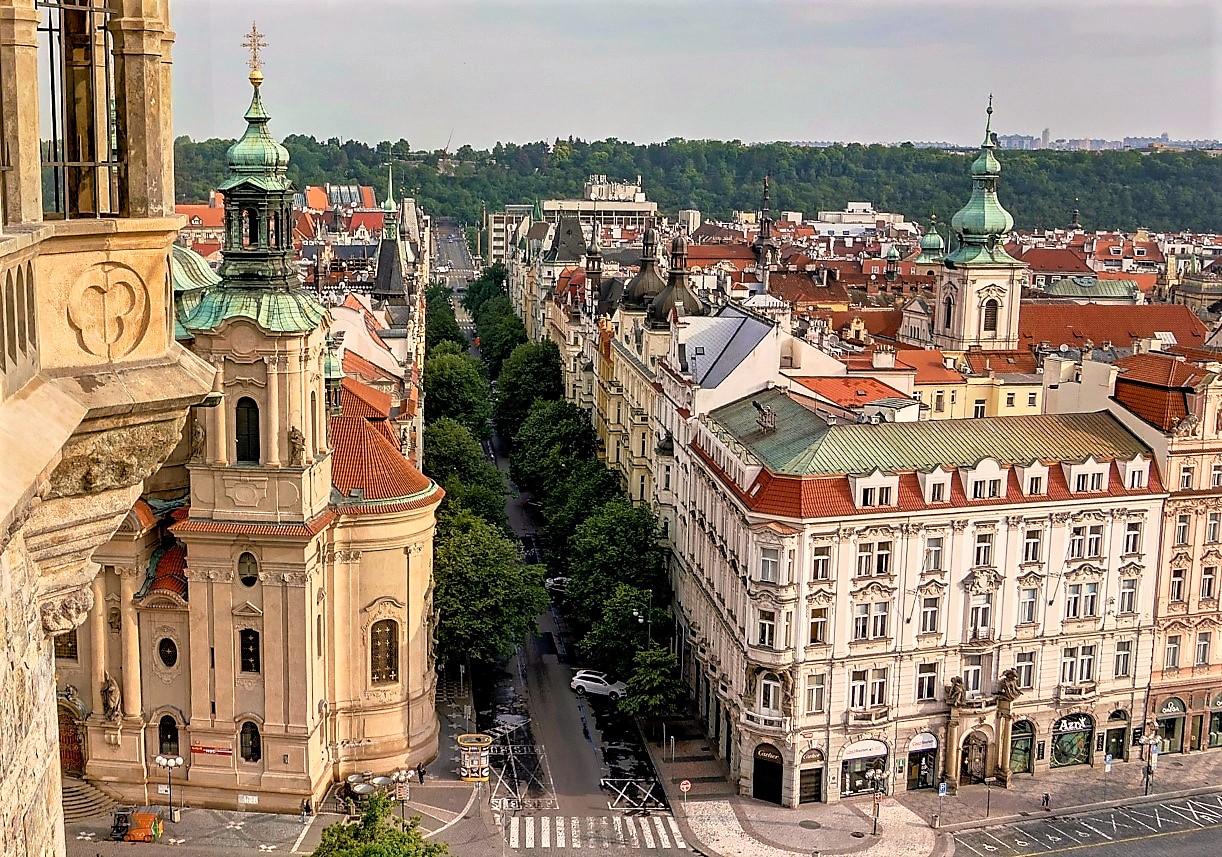 Pařížská Street - Prague.eu