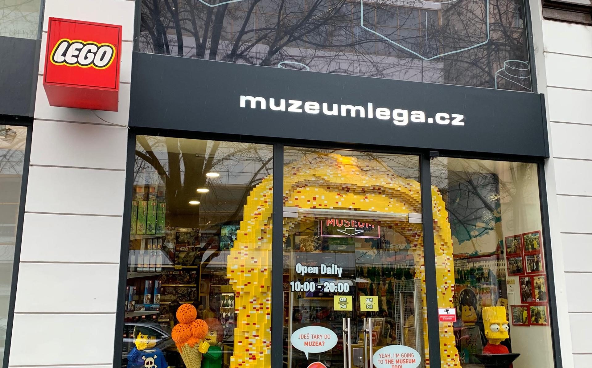 eu Legomuzeum LegaPrague Musée Musée Legomuzeum w8mNn0