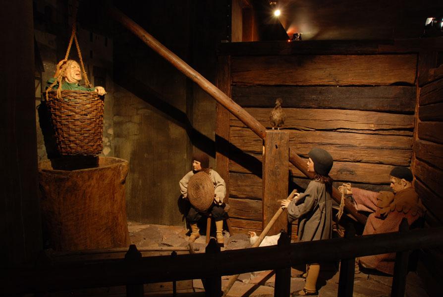 Musée de la torture (Muzeum útrpného práva) - Prague.eu